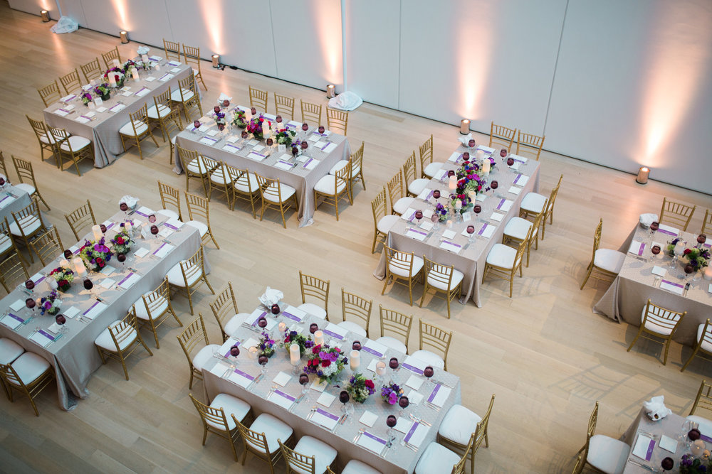 Wedding Reception designed by Kehoe Events