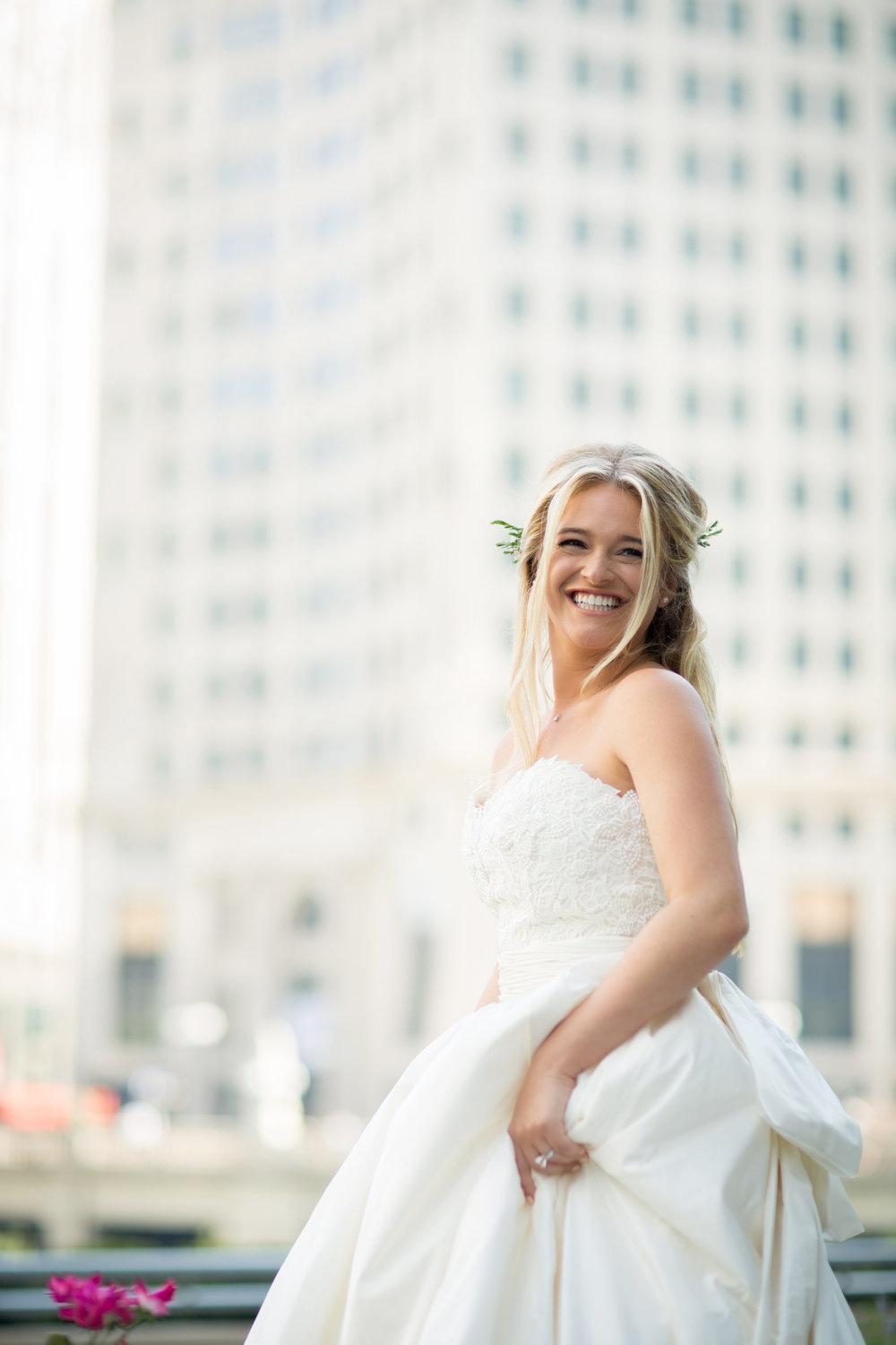 Bridal Portrait at the trump tower.jpg