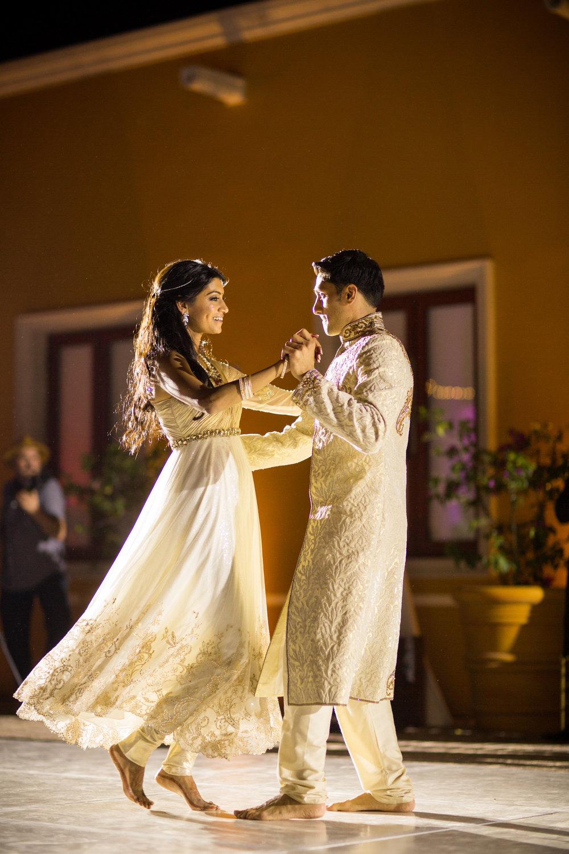 Wedding at Fairmont in Mayakoba Mexico