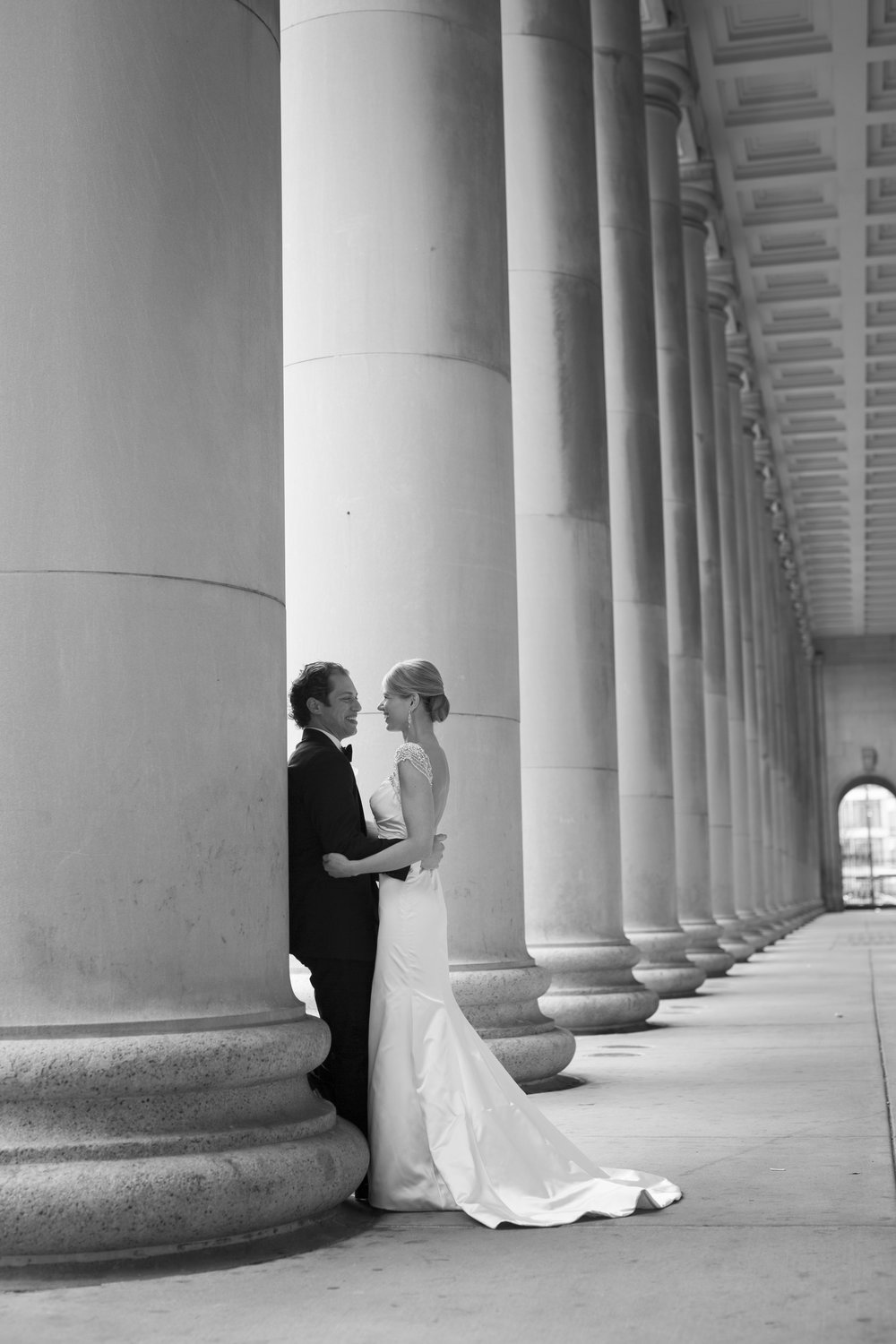 Wedding Photography at Chicago Cultural Center