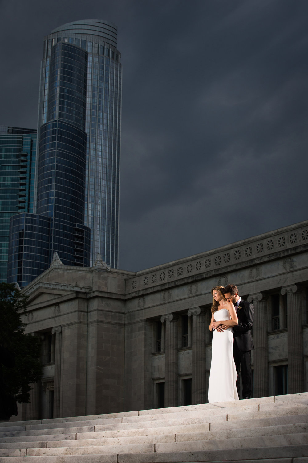 Chicago Wedding photography at the Field Museum