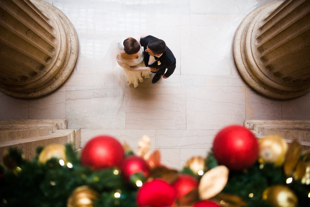 New Years Eve Chicago Wedding Photography