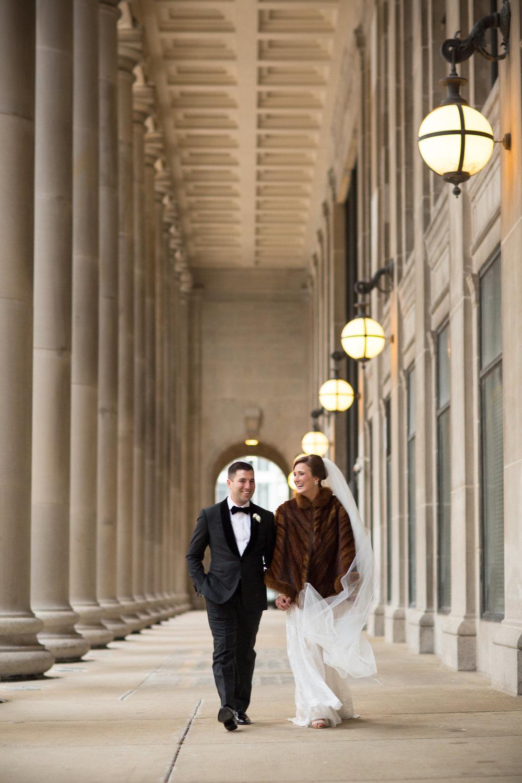Revel Fulton Market wedding photography