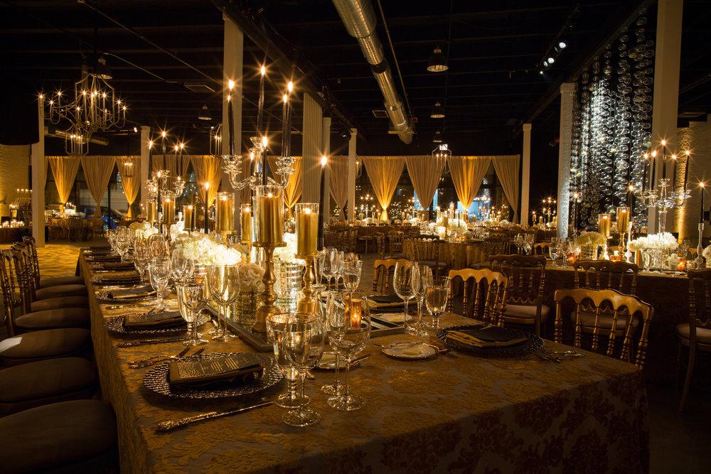 Wedding designed by Birch Design Studio