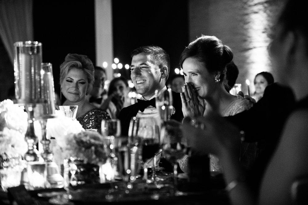 Wedding Reception at Revel Fulton Market