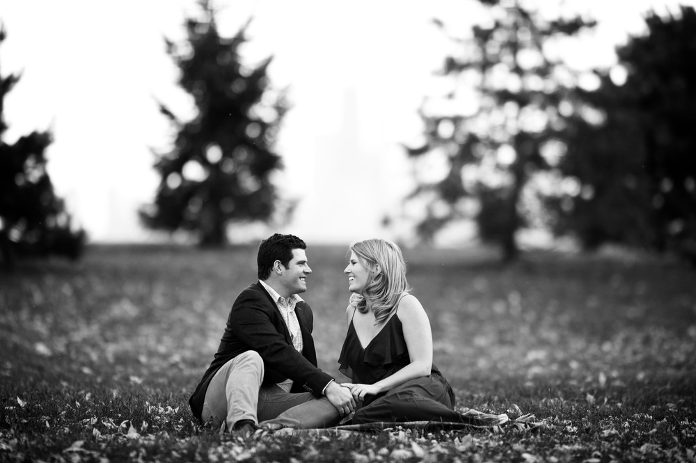 Chicago proposal photography
