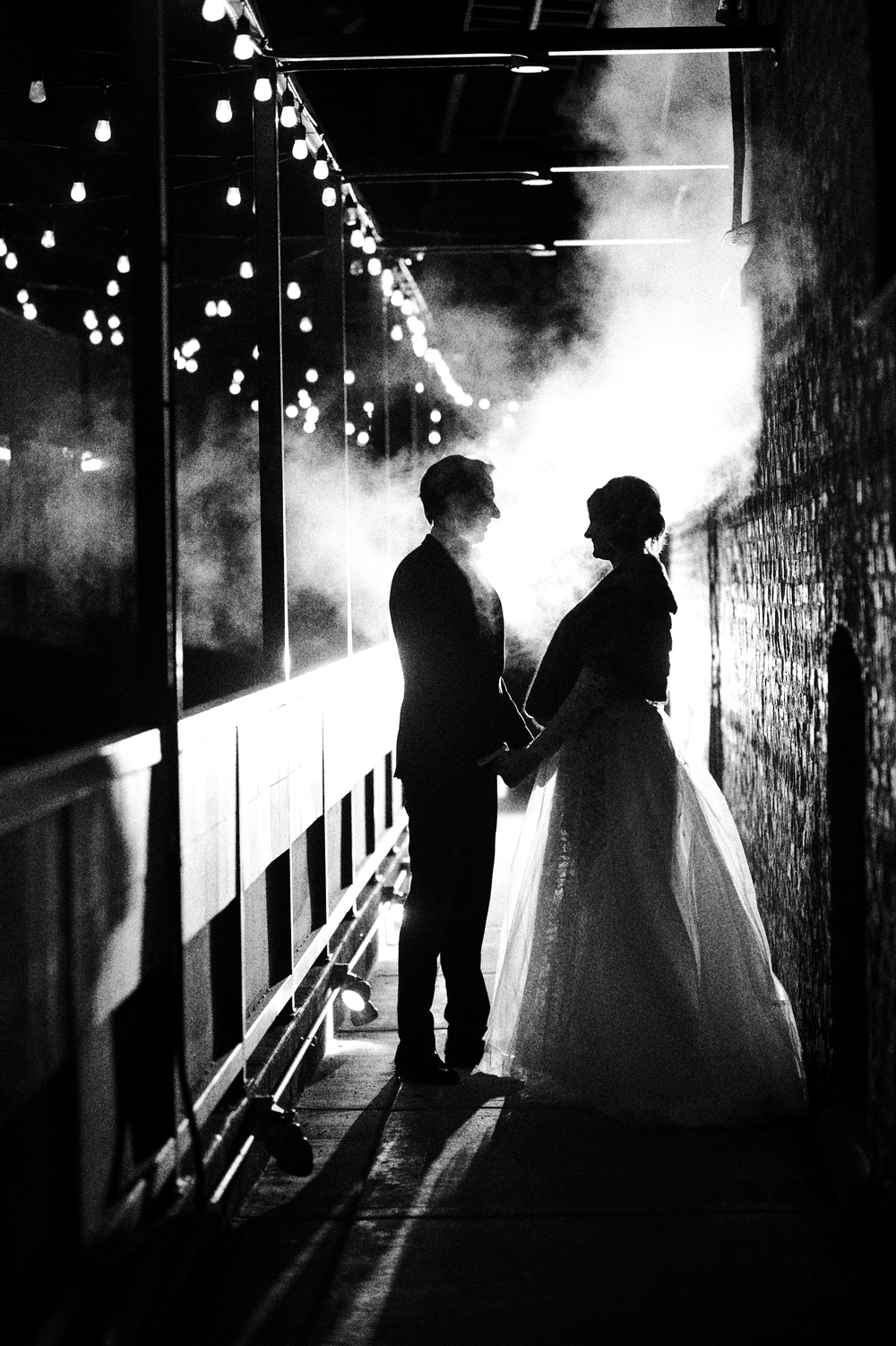 Chicago Winter Wedding Photography