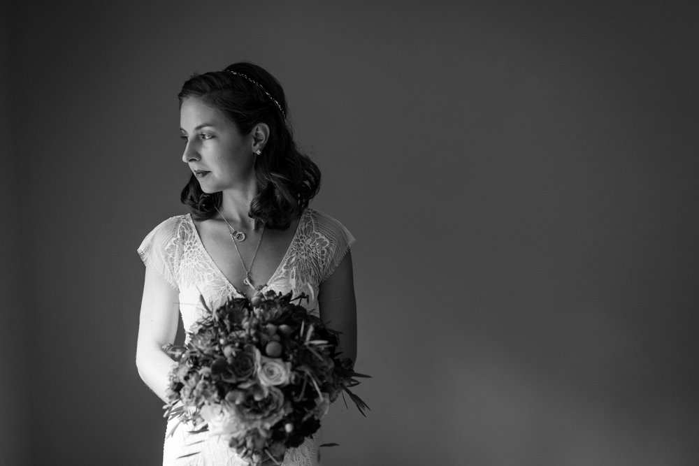 Bridal Portrait Chicago Photographer