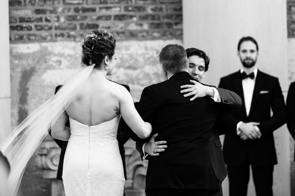 wedding photography at architectural artifacts