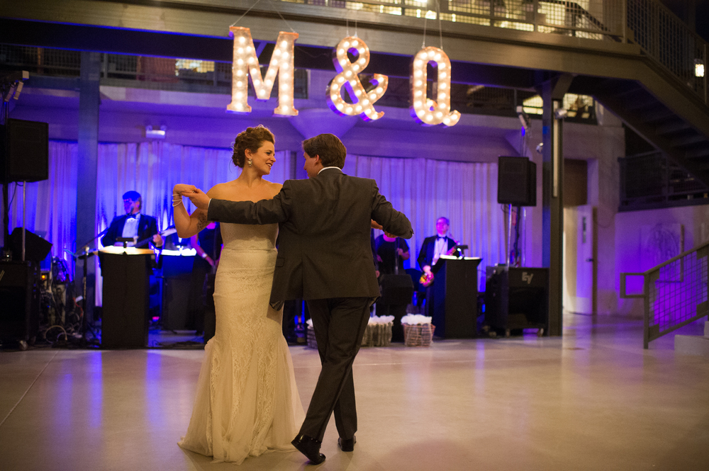 First Dance wedding photography chicago
