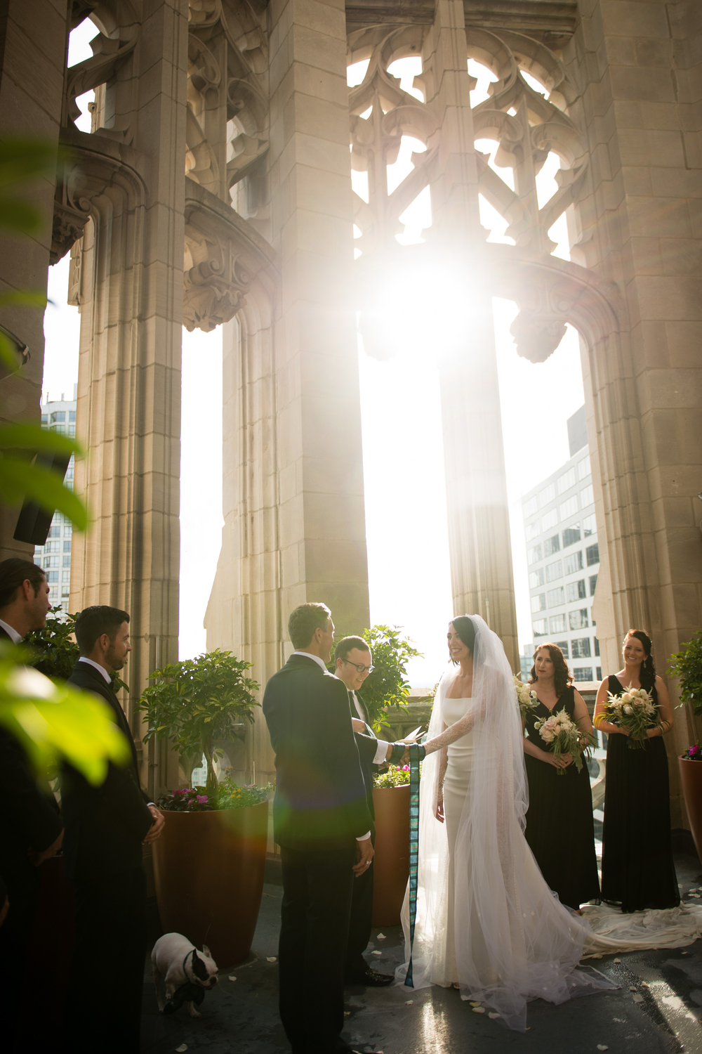 Wedding Photography at The Crown Chicago