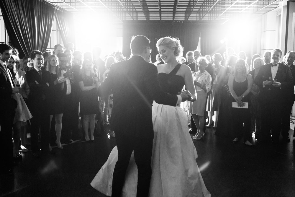 First Dance at MCA, Chicago