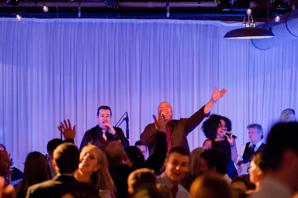 party faithful chicago wedding band
