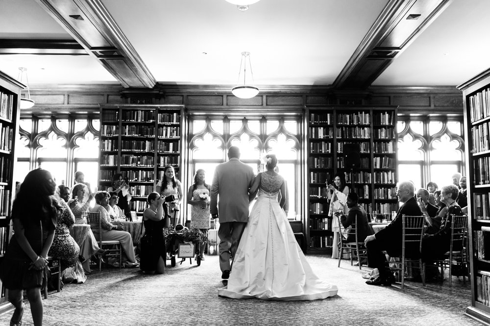 University Club of Chicago Wedding