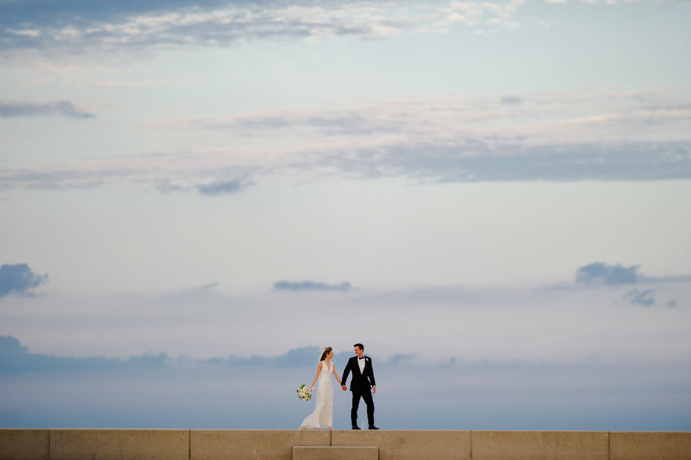 Fine art wedding photography in Chicago