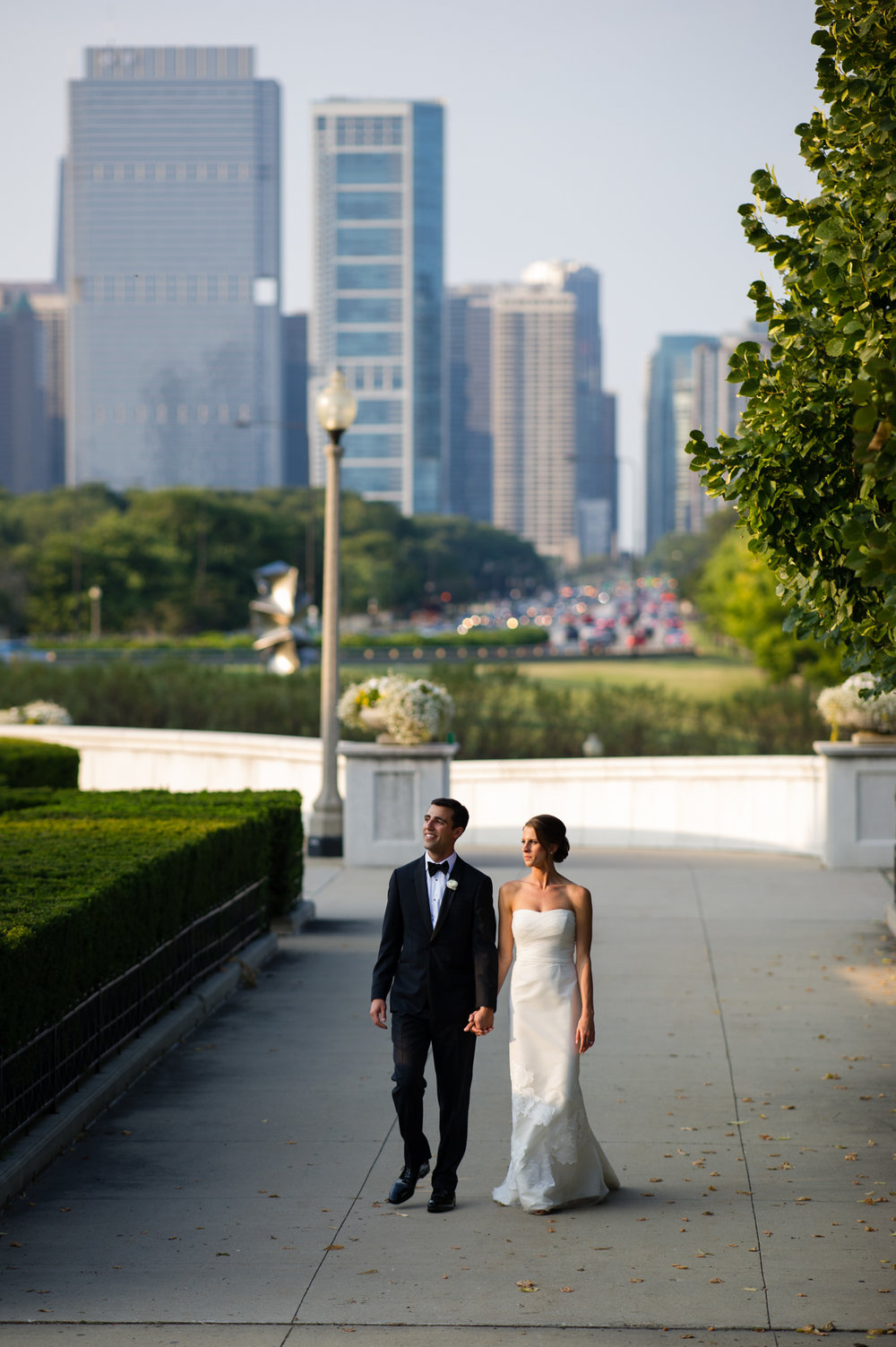Field Museum Chicago Wedding
