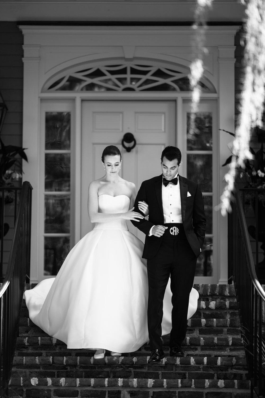 Elegant Southern wedding in Charleston, South Carolina
