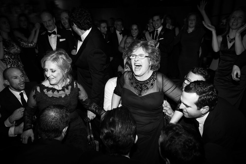 Hora at Bridgeport Art Center wedding in Chicago