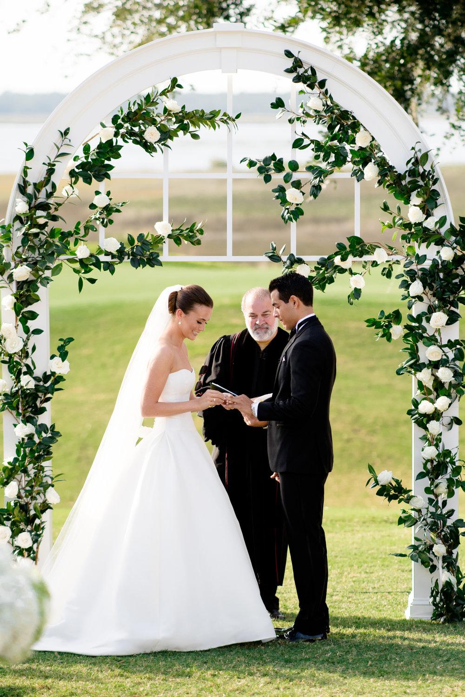 Kiawah Island Wedding Ceremony