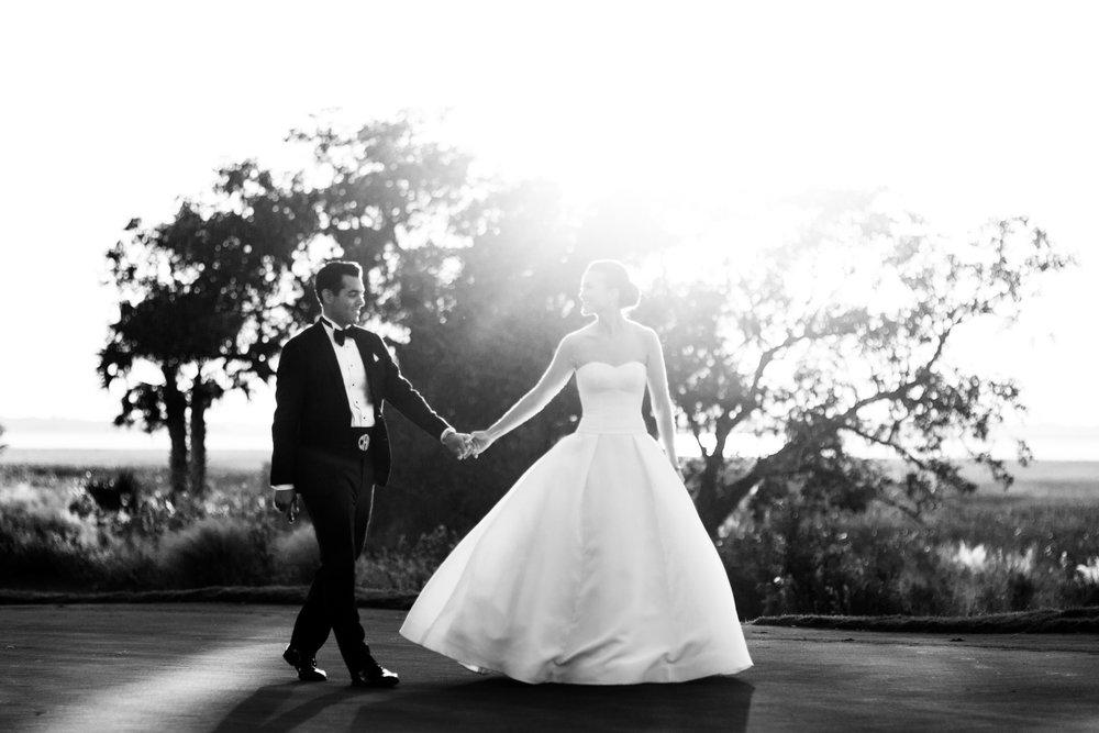 Romantic Southern Wedding in Kiawah Island
