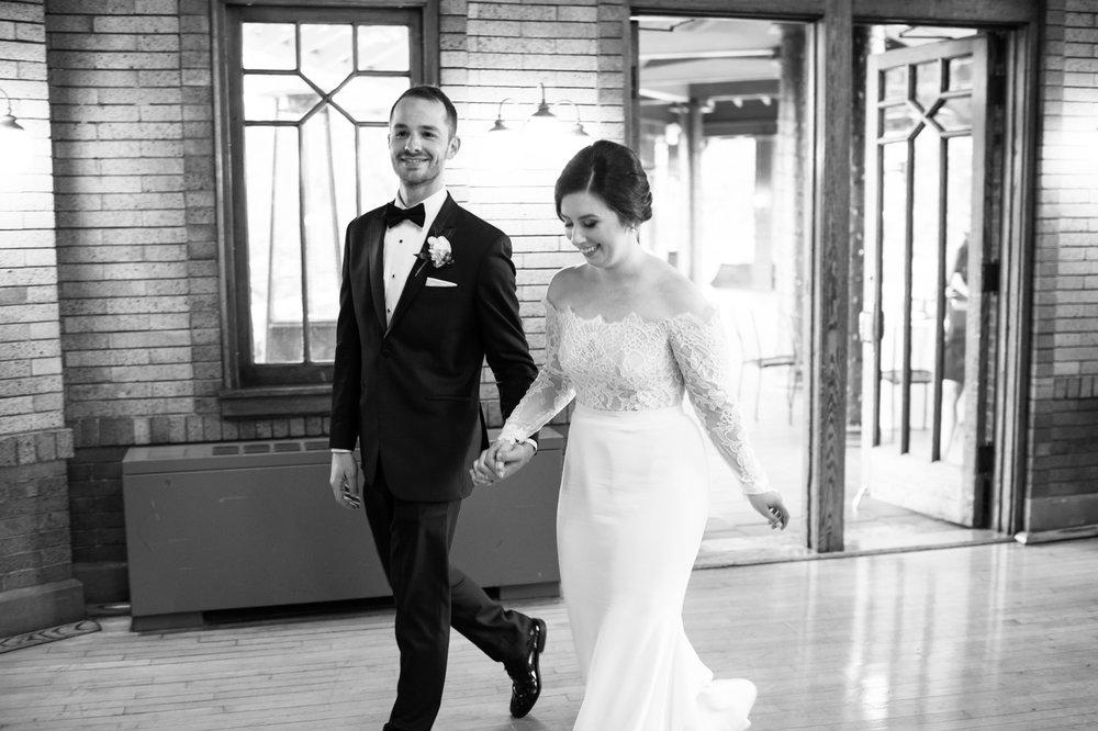 chicago Wedding photojournalist