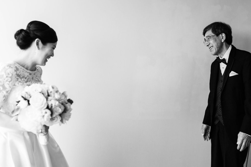 Documentary wedding photography Chicago