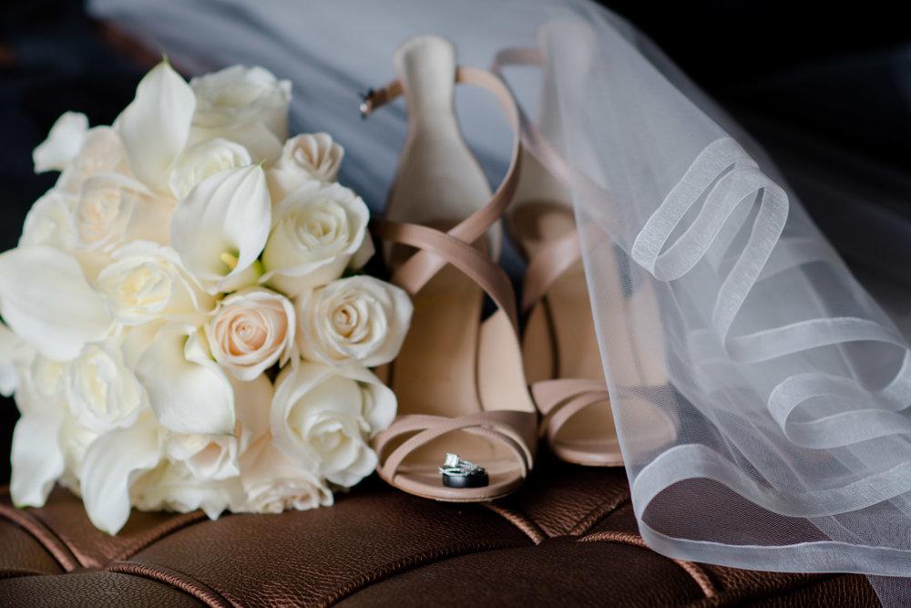 Bridal accessories for Chicago Illuminating Company