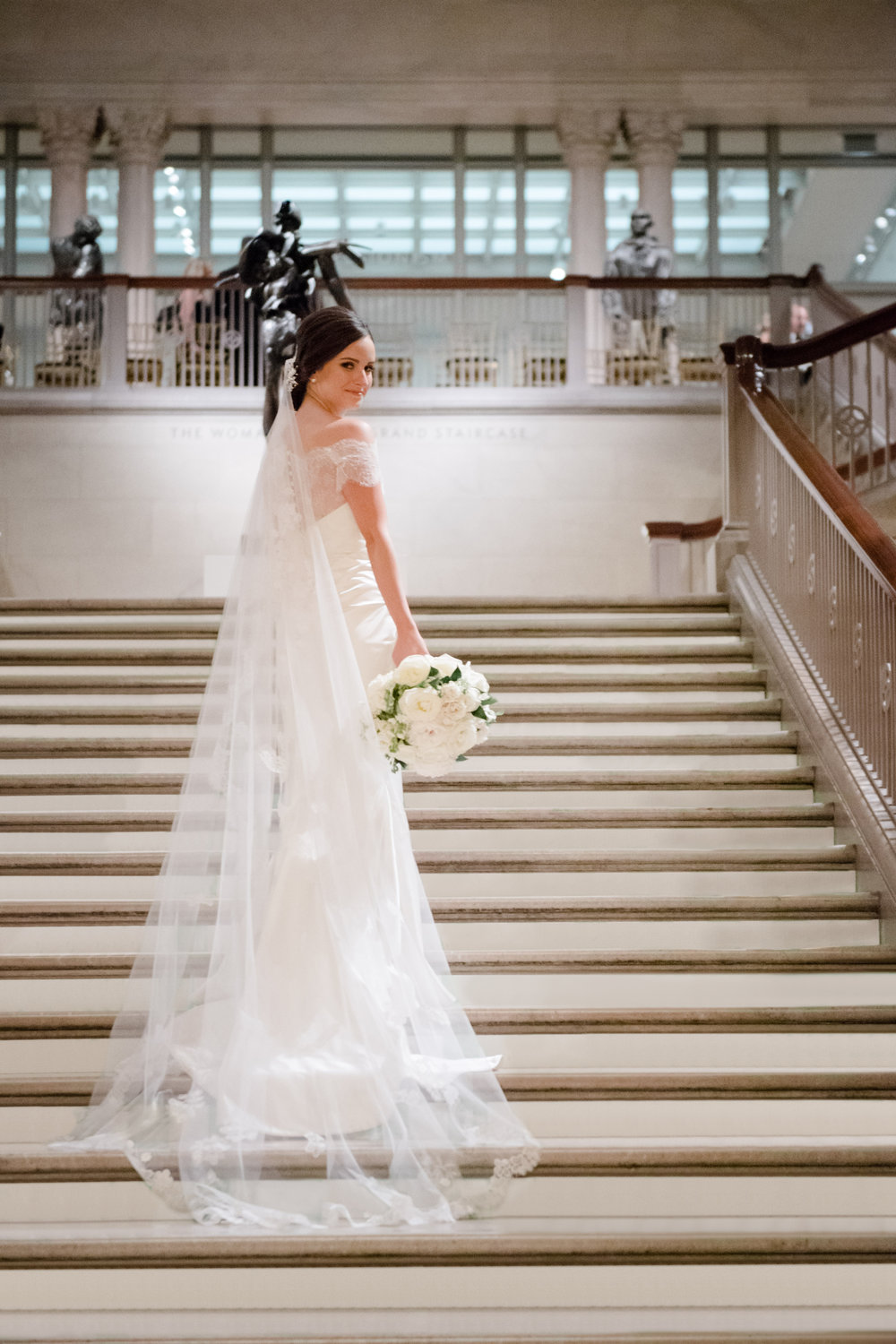 Art Institute Chicago Wedding