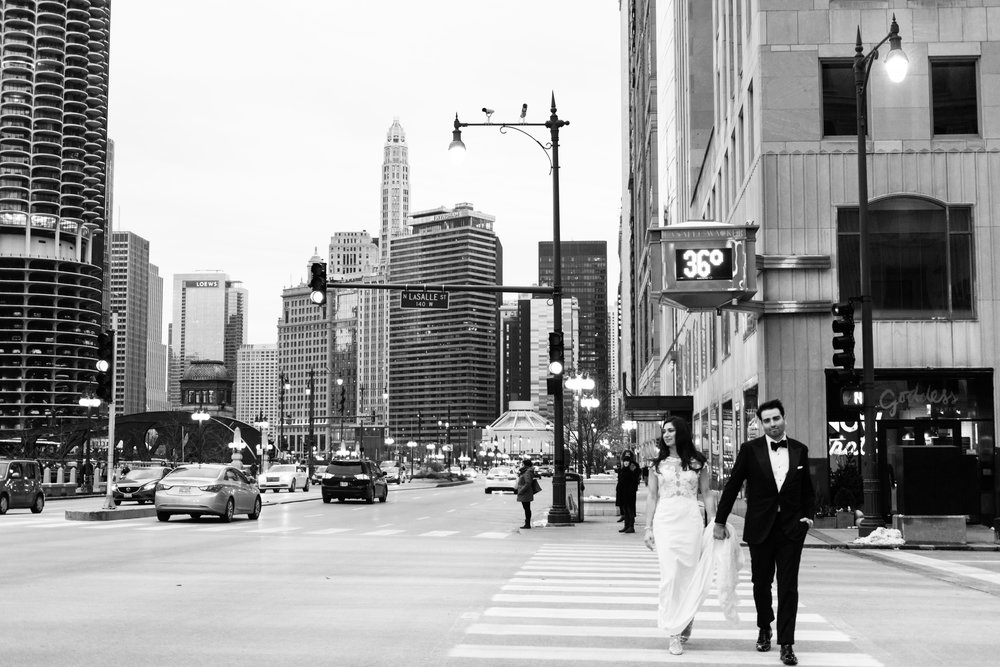 Loews Hotel Chicago Wedding