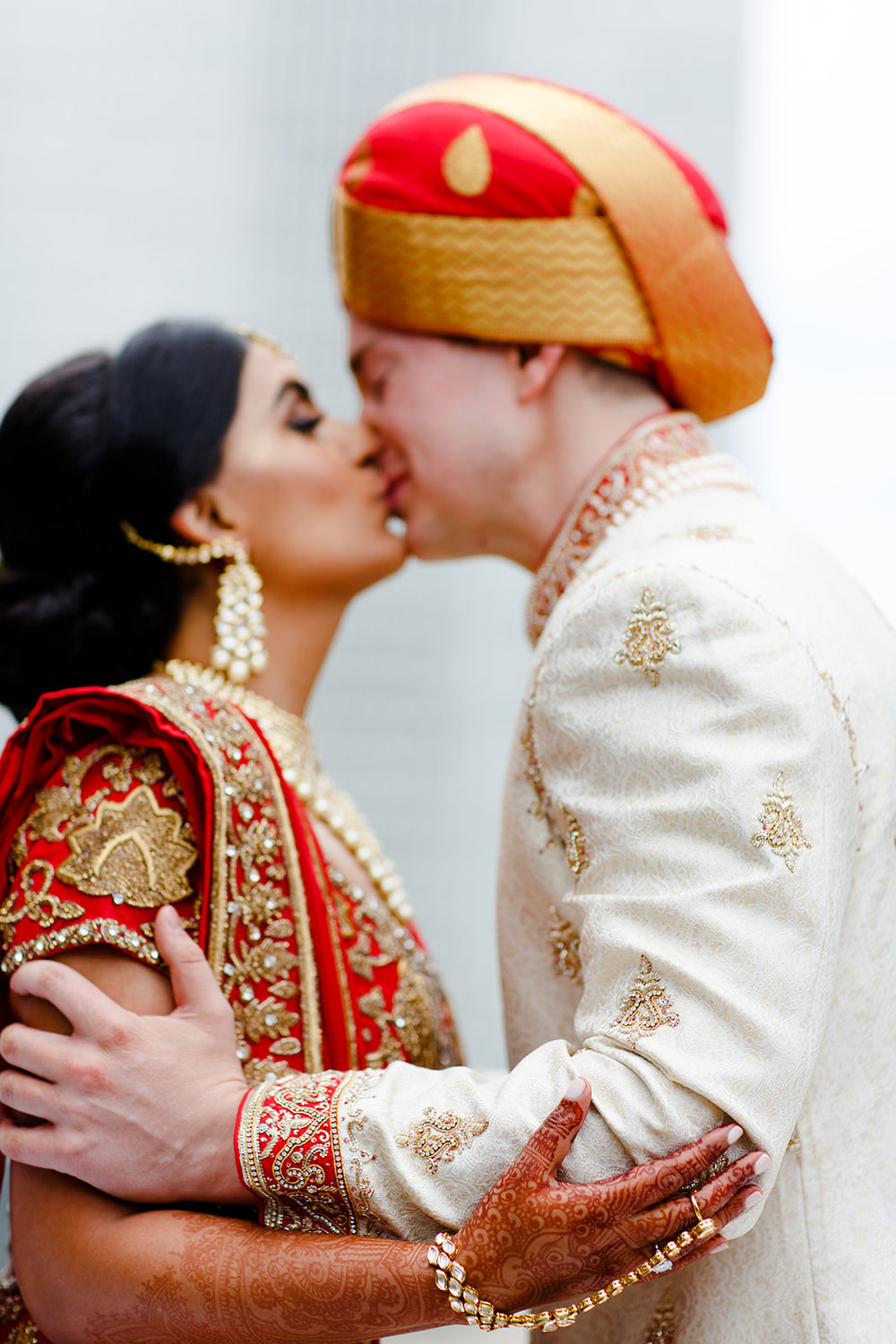 Colorful Indian Wedding at the Ritz Carlton