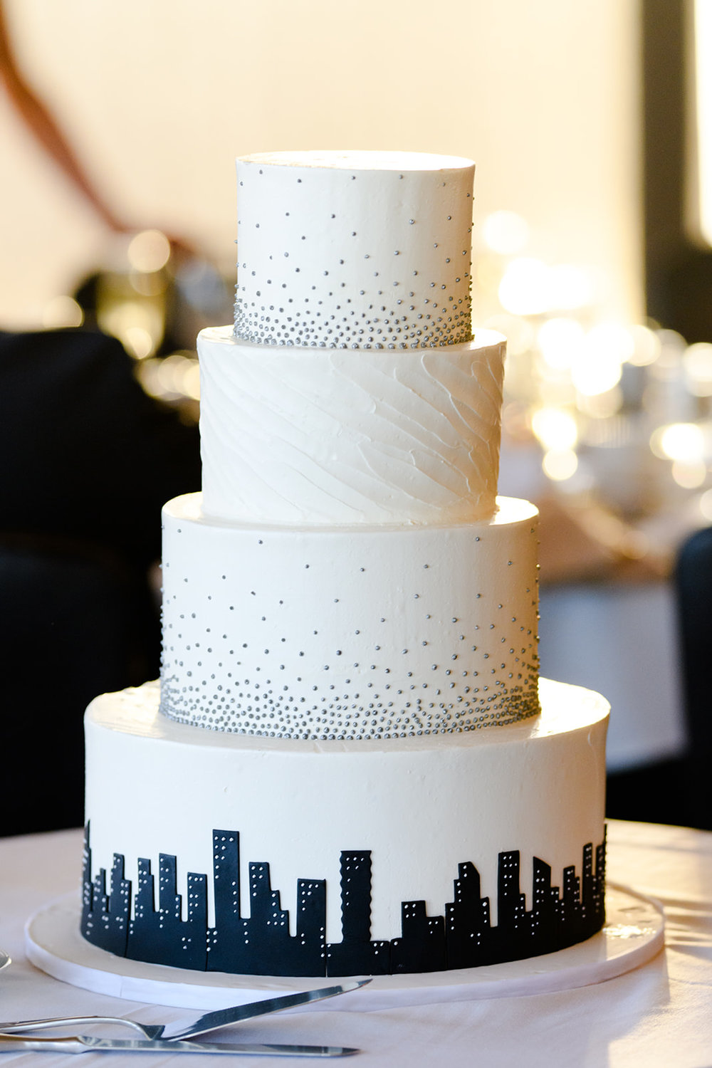 Chicago Wedding in the Signature Room