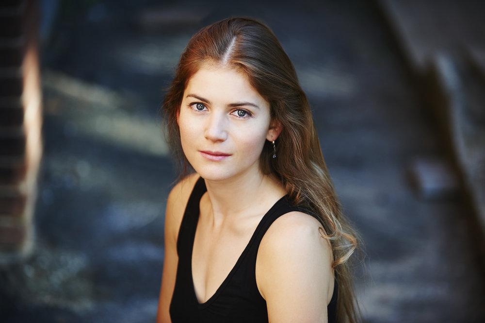 Christianne Ullmark, Company Dancer