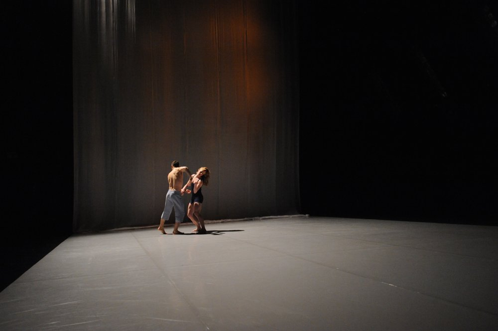 Brodie Stevenson and Sarah Wasik in Rivers. Photo by Guntar Kravis.JPG