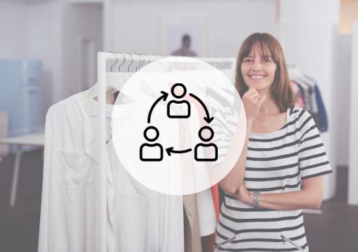 Manager vos équipes - Grâce aux avis laissés par vos clients, vous pourrez mesurer objectivement les performances de vos vendeurs sur l'accueil.