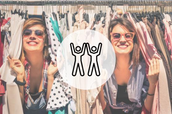 Fidéliser vos clients - Récompensez vos clients les plus fidèles à la suite de leur passage en magasin avec des offres personnalisées.