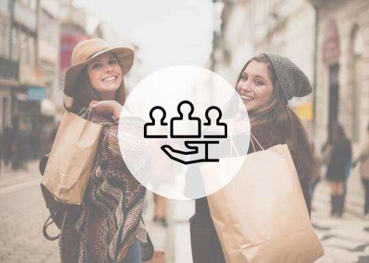 Identifier vos clients - Proposez le ticket de caisse dématérialisé permet d'obtenir l'adresse email de vos clients 20% plus souvent que d'ordinaire.
