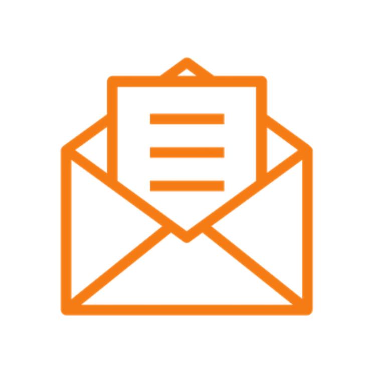 GAGNER EN VISIBILITE   Les emails envoyés sont transactionnels et obtiennent un  taux d'ouverture de 60% . L'email personnalisable permet d'offrir un  message de qualité à votre image .
