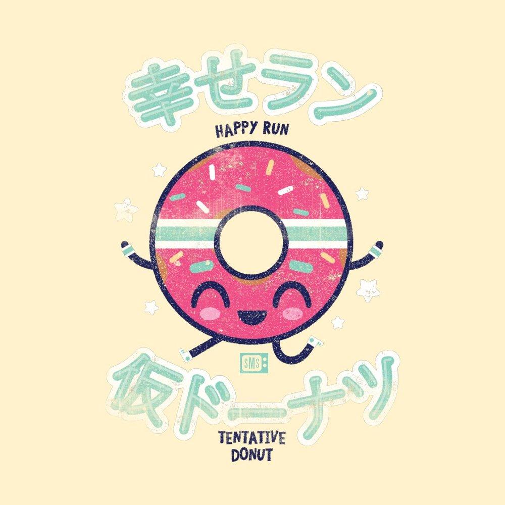 Happy Run Donut