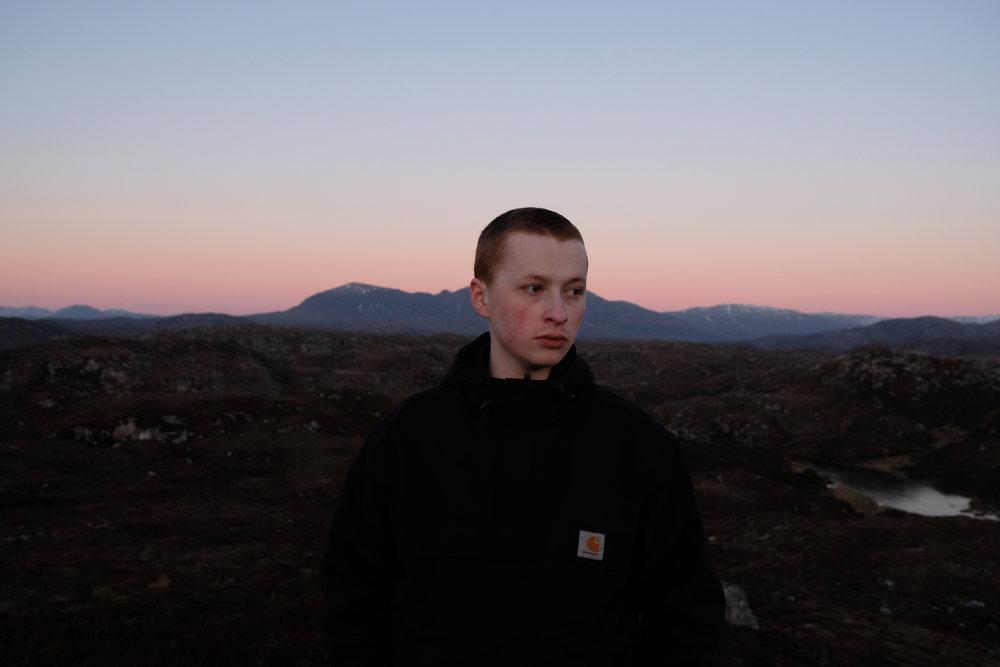 Sam Gellaitry Sunset Landscape.JPG
