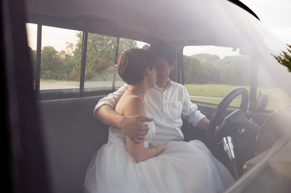 Mr. + Mrs. Ellerd // Culleoka, Tennessee