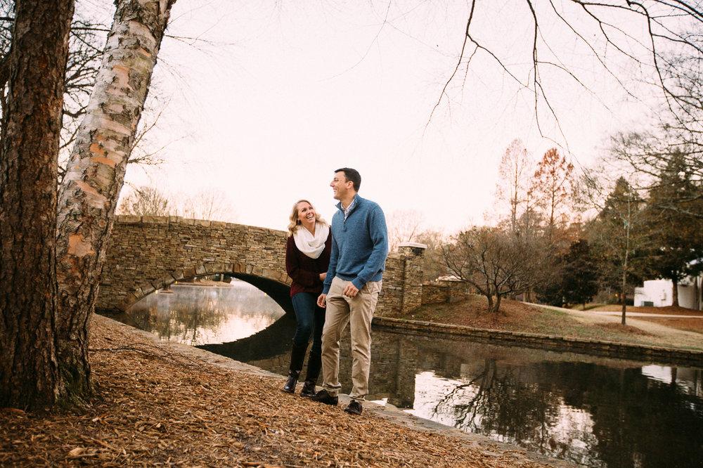 Molly + John \\ Charlotte, North Carolina
