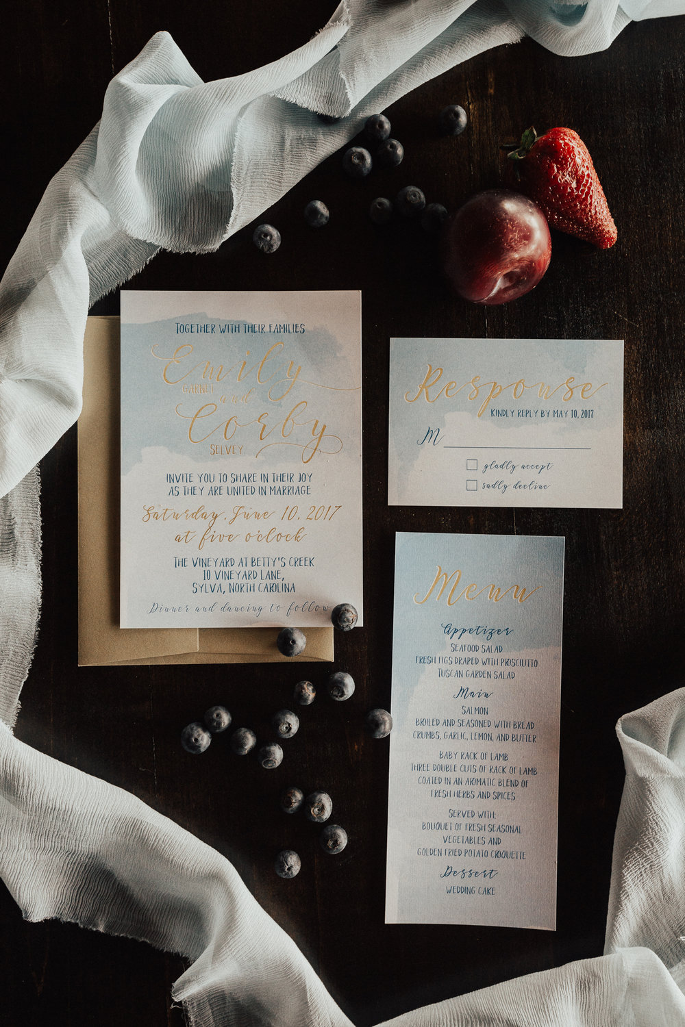 Ashley Steffens Photography Styled Shoot Invitations 02