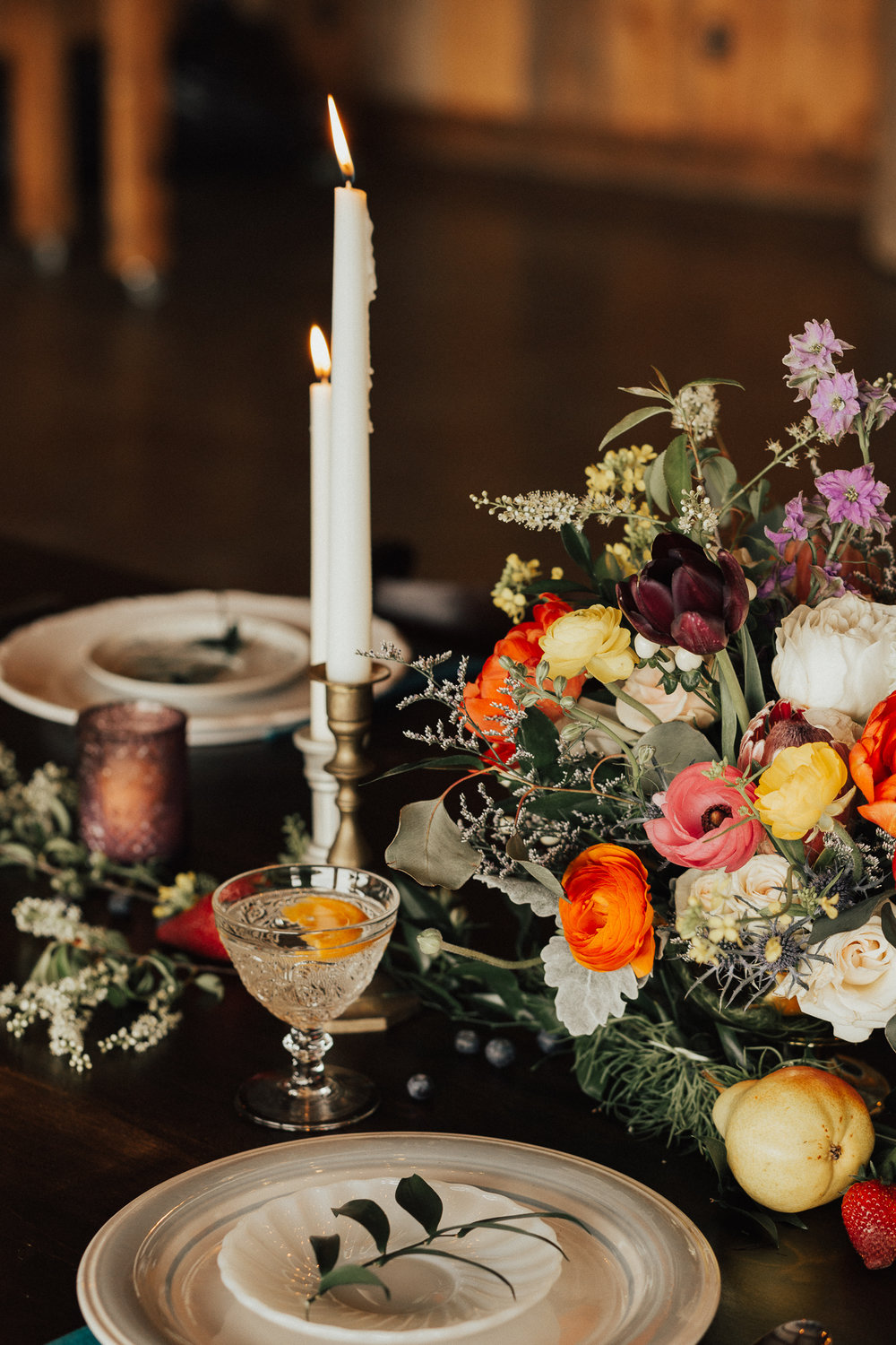 Ashley Steffens Photography Styled Shoot Place Setting 04
