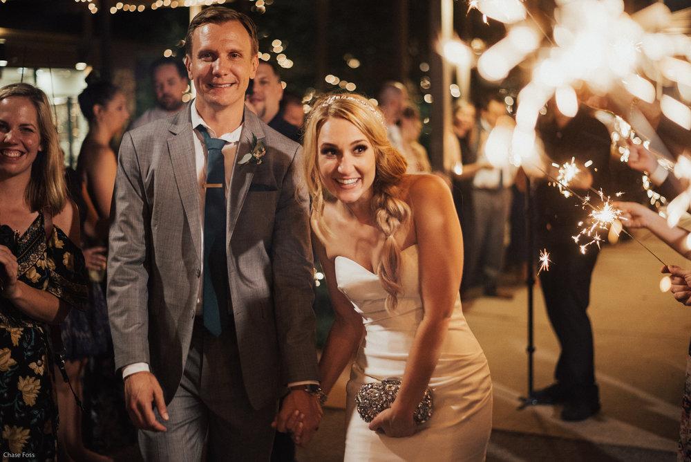 Mountaintop Asheville Wedding \\ Alyssa + Ryan