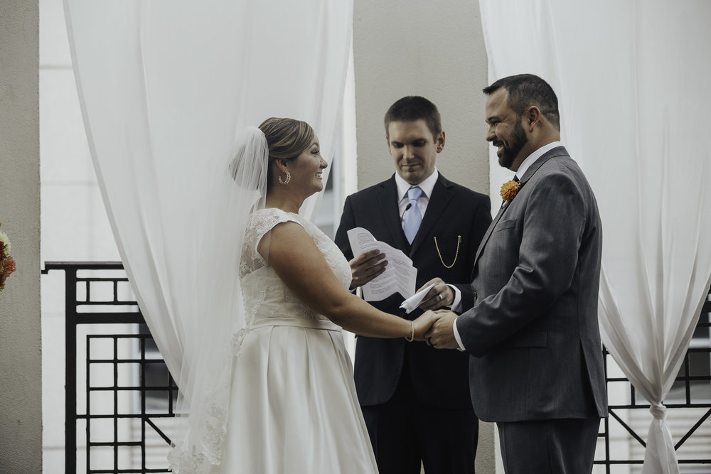 Officiant: Scott Stevens