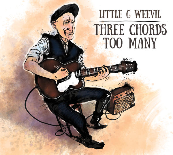 "Little G Weevil ""three chords too many"" (songs 1-5)"