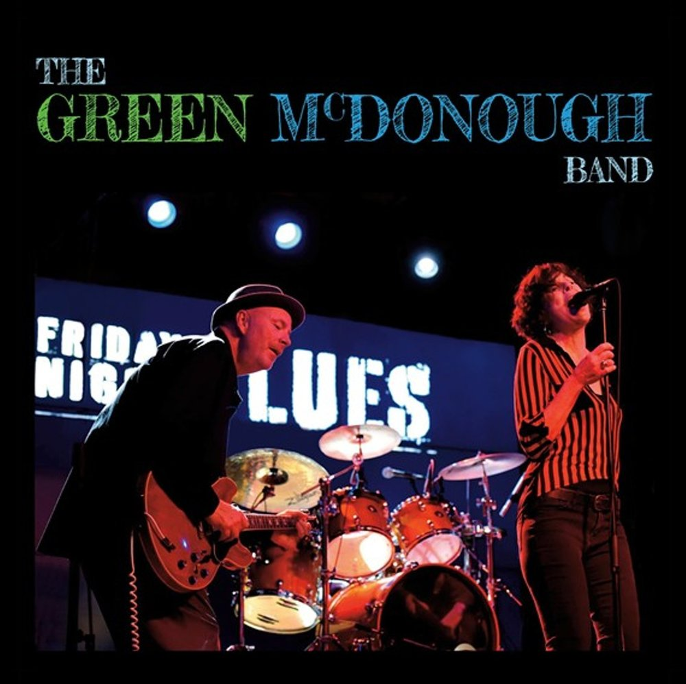 "The Green McDonough Band ""the green mcdonough band"""