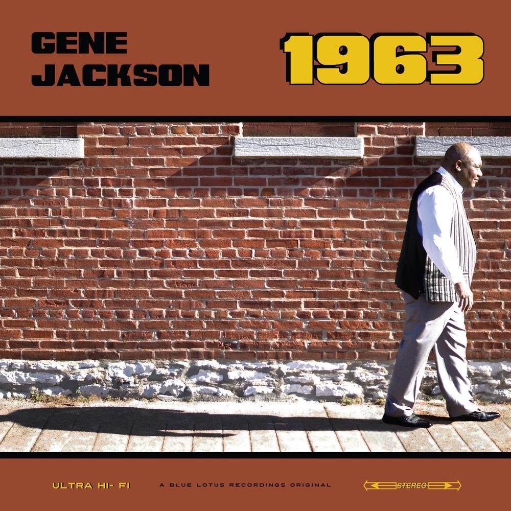 """Gene Jackson - """"1963"""""""