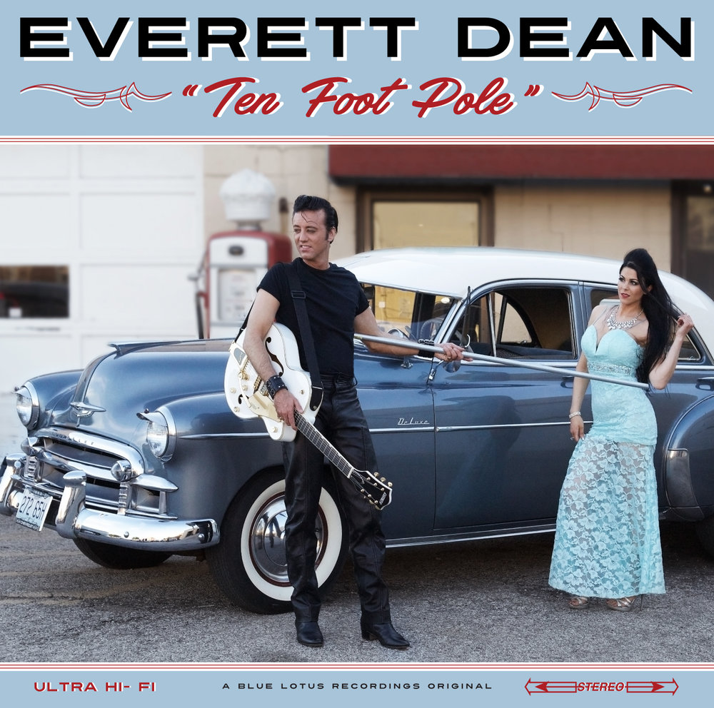 "Everett Dean ""Ten Foot Pole"""