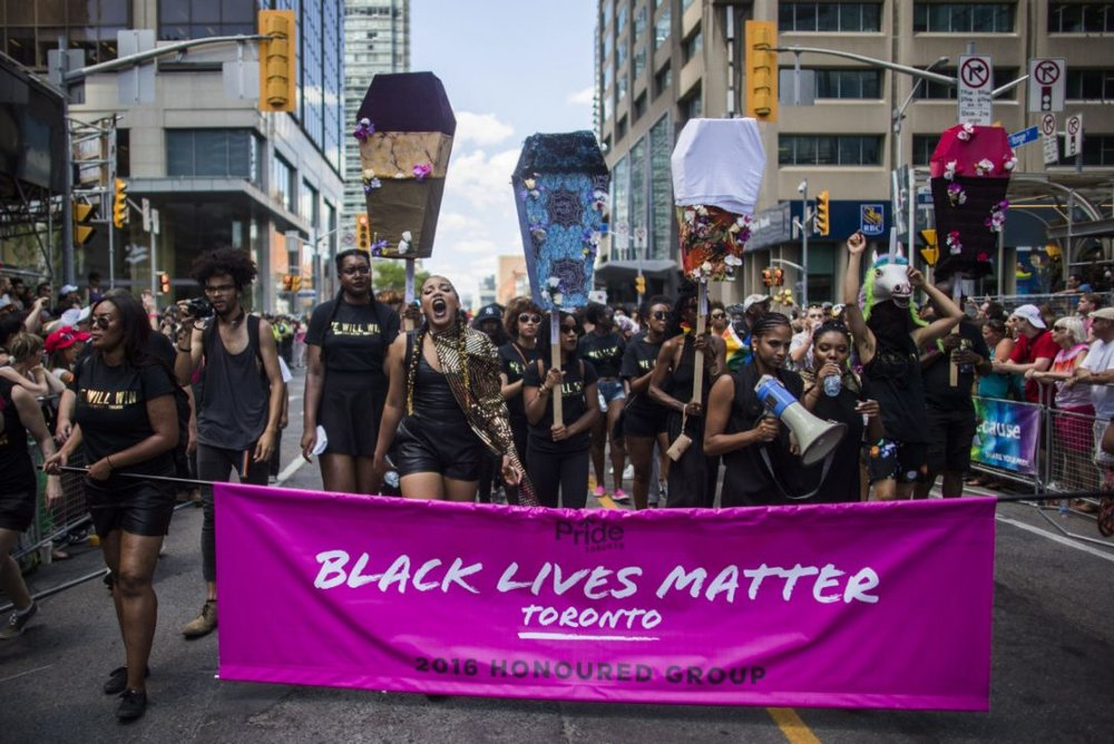 Black Lives Matter: Toronto and its Cold, Uncomfortable Truths